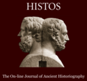 Histos : the electronic journal of ancient historiography