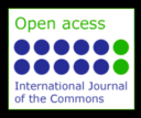 international journal of the commons
