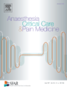 Anaesthesia, critical care & pain medicine