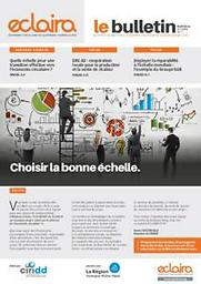 eclaira  : bulletin d'information de l'économie circulaire en Auvergne-Rhône-Alpes