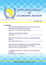 African Journal of Economic Review