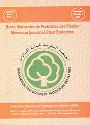 Revue Marocaine de Protection des Plantes