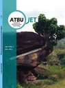 ATBU journal of environmental technology