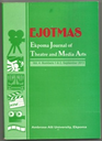 Ekpoma Journal of Theatre and Media Arts