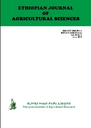 Ethiopian journal of agricultural sciences