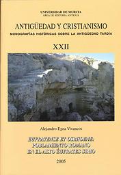 Antigüedad y cristianismo  : monografías históricas sobre la antigüedad tardia