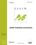 ESAIM. Probability and Statistics = Probabilités et statistique