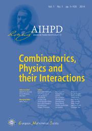 Annales de l'Institut Henri Poincaré. D. Combinatorics, physics and their interactions