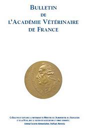 Bulletin de l'Académie vétérinaire de France