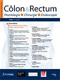 Côlon & rectum