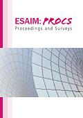 ESAIM. Proceedings and surveys