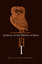Journal of the history of ideas