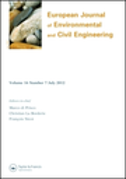 European journal of environmental and civil engineering
