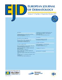 EJD. European journal of dermatology