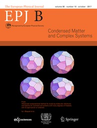 European physical journal  B, Condensed matter physics and complex systems