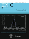 European physical journal. C, Particles and fields