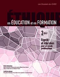 Éthique en éducation et en formation : les dossiers du GREE