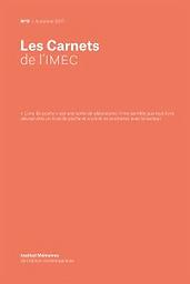 Carnets de l'IMEC