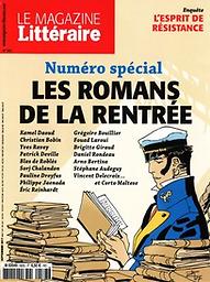 Nouveau magazine littéraire