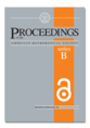 Proceedings of the American Mathematical Society. Series B