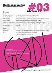 Glad! : revue sur le langage, le genre, les sexualités
