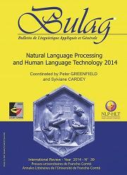 Bulletin de linguistique appliquée et générale