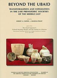 Studies in ancient oriental civilization