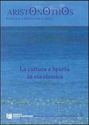 Aristonothos: scritti per il Mediterraneo antico