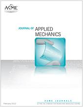 Journal of applied mechanics