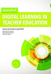 Journal of digital learning in teacher education