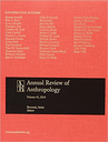 Annual review of anthropology