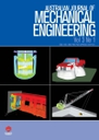 Australian journal of mechanical engineering