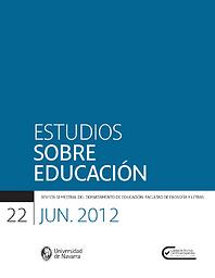 Estudios sobre educación