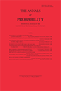 Annals of probability