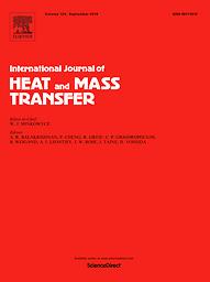 International Journal of Heat and Mass Transfer