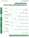 Journal of central European agriculture