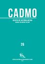 Cadmo  : revista de história antigua