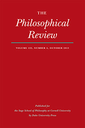 Philosophical review
