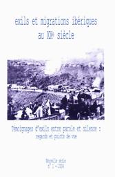 Exils et migrations ibériques au XXe siècle