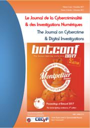 Journal de la cybercriminalité et des investigations numériques