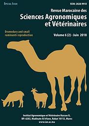 Revue marocaine des sciences agronomiques et vétérinaires