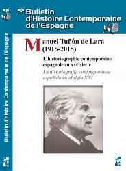 Bulletin d'histoire contemporaine de l'Espagne
