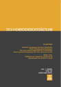 Panoeconomicus  : naucno-strucni casopis Saveza Ekonomista Vojvodine = Scientific professional journal of economist' association of Vojvodina