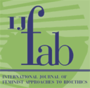 International journal of feminist approaches to bioethics