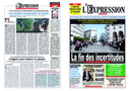 Expression (Algérie)