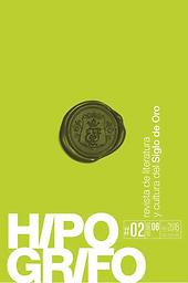 Hipogrifo. Revista de literatura y cultura del Siglo de Oro