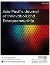 Asia Pacific journal of innovation and entrepreneurship