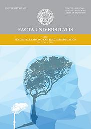Facta Universitatis  Series, Teaching, Learning and Teacher Education