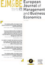 European journal of management and business economics