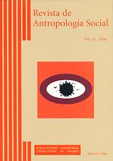 Revista de antropología social